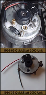 Quick Start 2000 Electronic Ignition