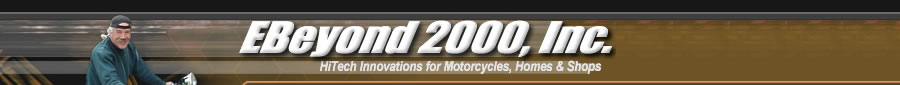 EBeyond 2000 Hi tech innovations for motorcycles and shops